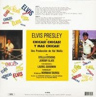 ELVIS PRESLEY Chicas Chicas Chicas Vinyl Record LP DOL 2019
